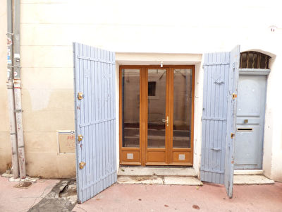 Local commercial Marseille 33.67 m2