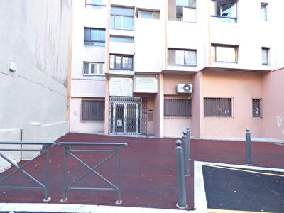 VENTE MURS LOCAL Castellane 13006 MARSEILLE