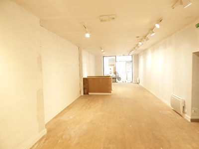 A LOUER Local commercial Marseille 60 m2 13006
